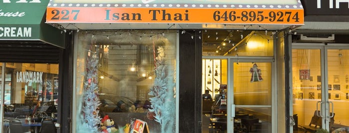 Lan Larb Soho is one of Manhattan.
