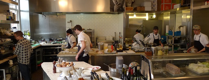 M. Wells Dinette is one of NYC Foodie.