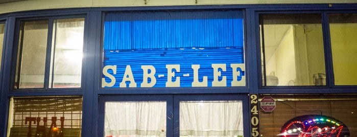 The Original Sab-E-Lee is one of SD List.
