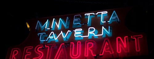 Minetta Tavern is one of NYC Notable Burgers.