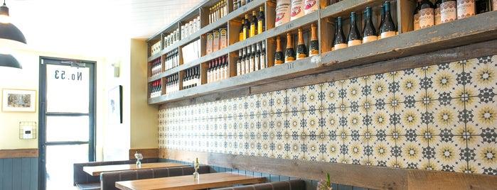 El Colmado Butchery is one of สถานที่ที่บันทึกไว้ของ Mandar.
