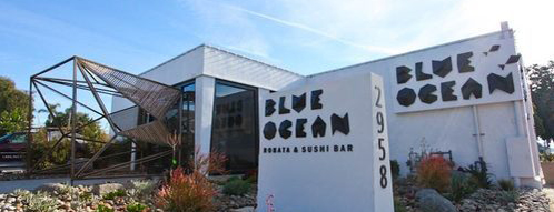 Blue Ocean Robata & Sushi Bar is one of Adventures in San Diego.