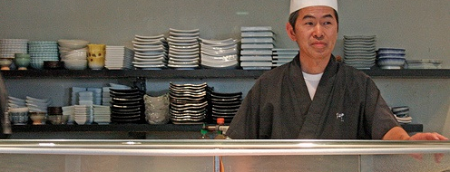 Sushi Ota is one of San Diego Eater 38.