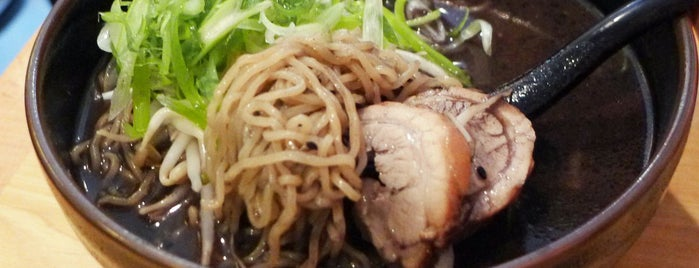 Tabata Noodle Restaurant is one of Sietsema's NYC Ramen Heatmap.