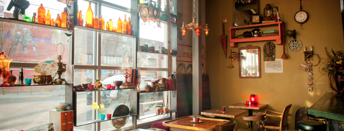 Bollywood Theater is one of Portland Eater 38.