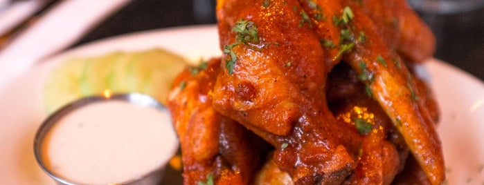 Daddy-O is one of 11 Wonderful Wings to Try in New York City.