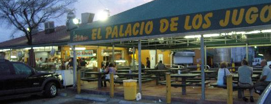El Palacio De Los Jugos is one of Miami Eater 38.