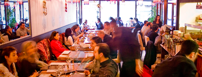 Damas is one of Montreal Eater 38.
