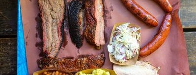 Franklin Barbecue is one of Lugares guardados de Mary.