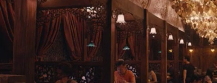 Thai Villa is one of Master of None's Season Two Restaurants and Bars.