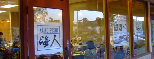 Kaito Sushi is one of SD List.