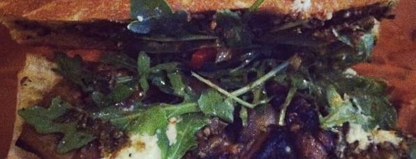 Bierkraft is one of 13 Vegetarian Sandwiches Even Carnivores Will Dig.