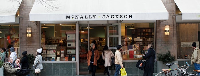 McNally Jackson Books is one of Good in the Hood.
