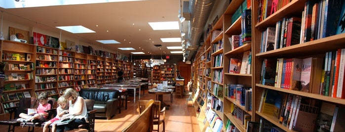 BookCourt is one of Best Indie Bookstores NYC.