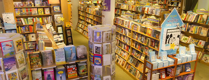 Books of Wonder is one of Best Indie Bookstores NYC.