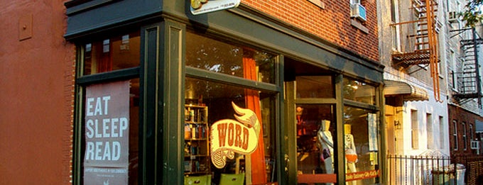 WORD Brooklyn is one of Best Indie Bookstores NYC.