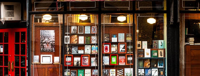 Three Lives & Company is one of Best Indie Bookstores NYC.