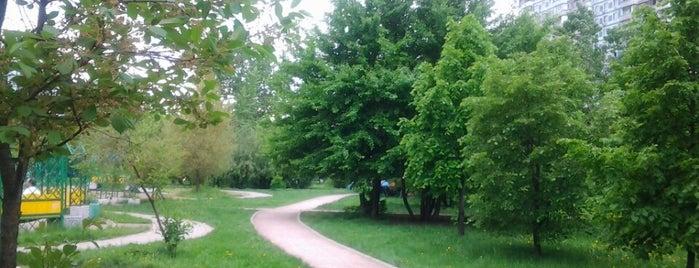 Сквер им. Кирова is one of Orte, die Atiya gefallen.