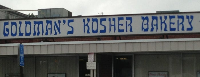 Goldman's Kosher Bakery is one of Orte, die Dave gefallen.