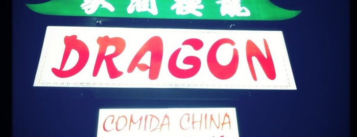 Restaurant Dragon is one of Posti che sono piaciuti a Armando.