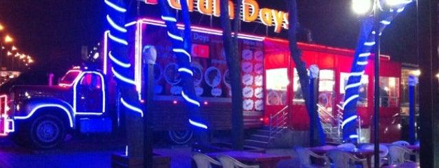 Dürüm Days is one of Istanbul.