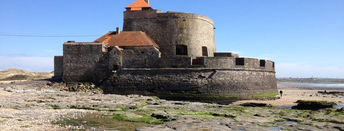 Fort d'Ambleteuse is one of Lugares favoritos de Carl.