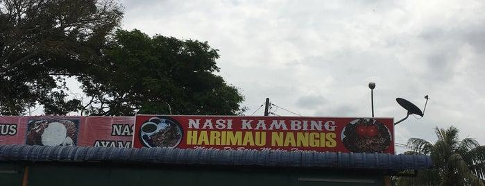 Nasi Kambing Harimau Nangis is one of Lugares favoritos de Rapiszal.