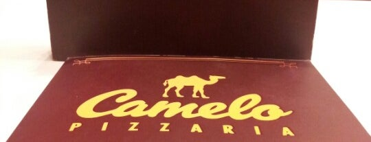 Camelo Pizzaria is one of Locais curtidos por Carina.