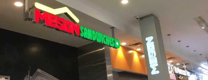 El Mesón Sándwiches -Florida Mall is one of Ate Here.