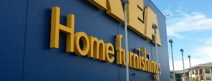 IKEA is one of Orlando.