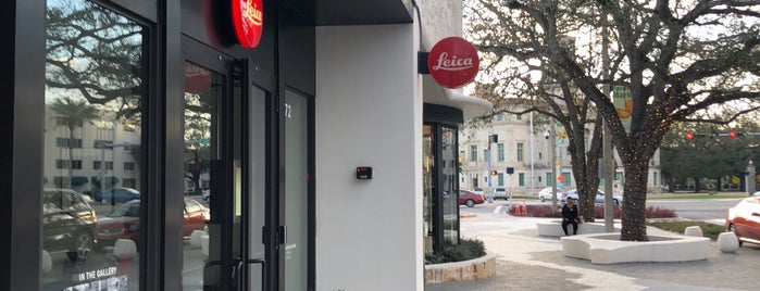Leica Store is one of MIA/16.