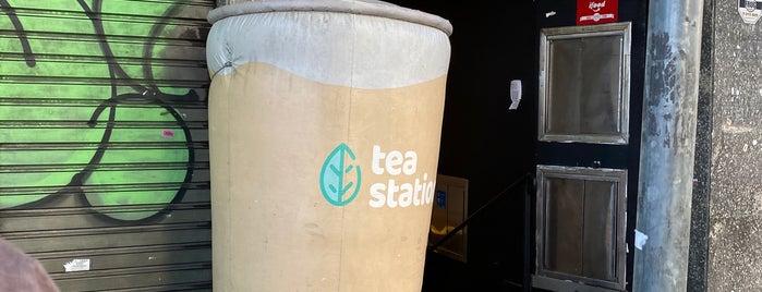 Tea Station is one of Fernando'nun Beğendiği Mekanlar.