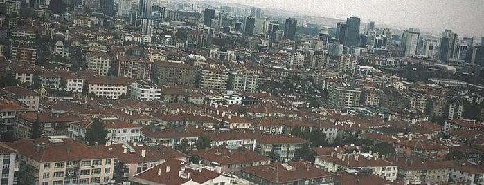 Mesa Dora Evleri is one of Tempat yang Disukai Bariş.
