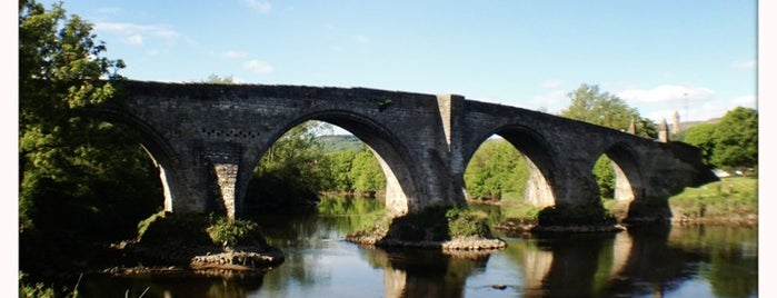 Old Stirling Bridge is one of My Bucket List.