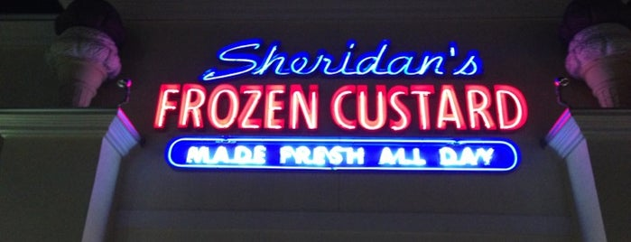 Sheridan's Frozen Custard is one of Posti salvati di Jacque.