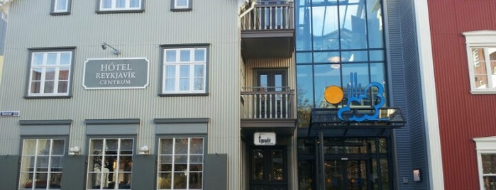 Hotel Reykjavik Centrum is one of Encounter cont'd.