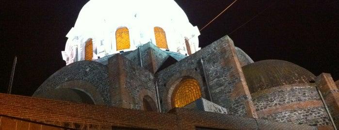 Iglesia del Cielo is one of Locais curtidos por Stephania.