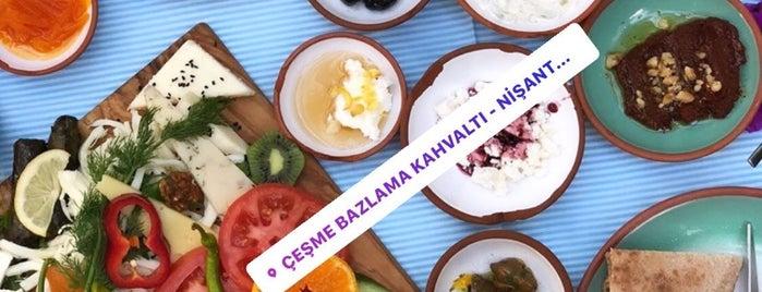Çeşme Bazlama Kahvaltı - Nişantaşı 2 is one of Istanbul.