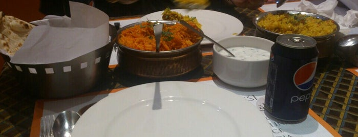 Tandor Resturant مطعم التندور is one of Indian Restaurants in Riyadh.
