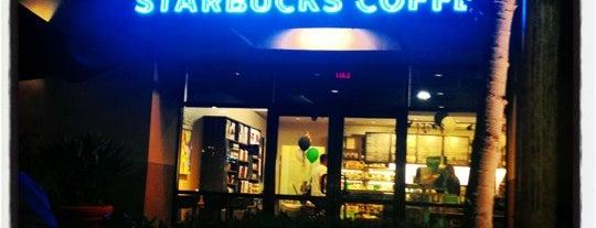 Starbucks is one of Tempat yang Disukai Lauren.
