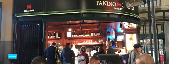 Panino Giusto is one of Reyhanさんのお気に入りスポット.