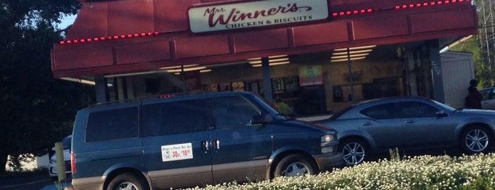 Mrs. Winner's Chicken & Biscuits is one of Atlanta.
