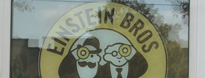 Einstein Bros Bagels is one of Guide to Atlanta's best spots.