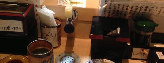 回転寿司 海鮮 is one of 美味しいと耳にしたお店.