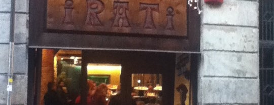 Irati Taverna Basca is one of Restaurants.
