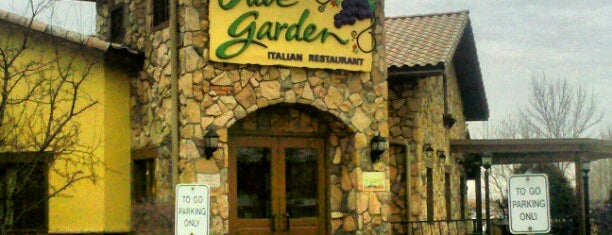 Olive Garden is one of Lieux qui ont plu à Tanya.