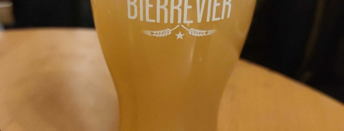 Bierrevier is one of Basel.