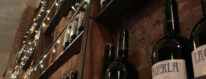 Terre Pasta Natural Wine is one of NYC eating 3.