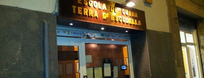 Escola de cuina Terra d'Escudella is one of Comer bien.
