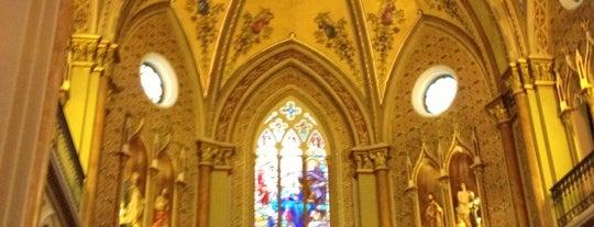 Catedral Basílica Menor Nossa Senhora da Luz dos Pinhais is one of Curitiba Arte & Cultura.